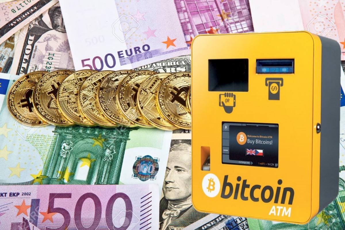 cajero de bitcoins euros y monedas